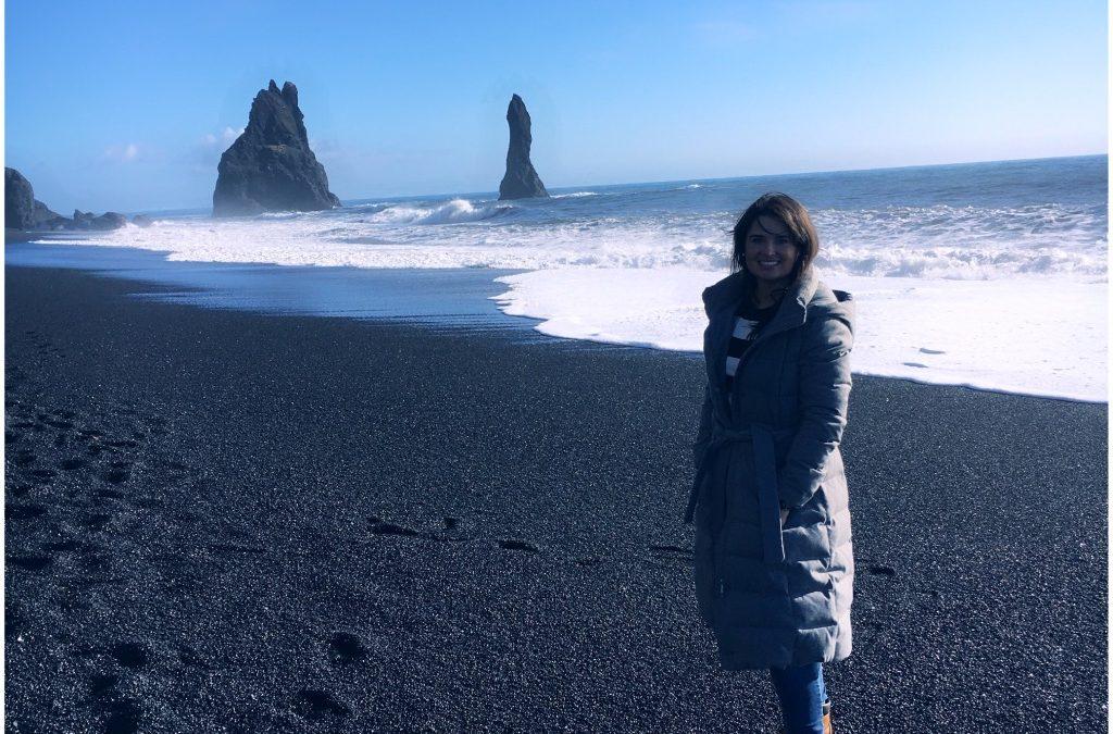 Мое первое впечатление об Исландии.